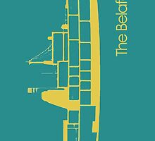The Belafonte - Team Zissou by BEGROTESQUE