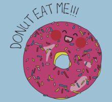 Donut eat me! by lauraargh