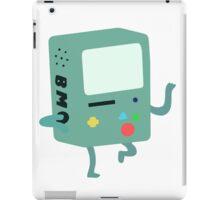 Bmo silhouette iPad Case/Skin