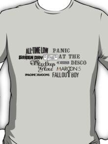 Cool Bands T-Shirt