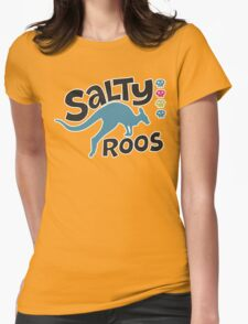 Team Salty Roos Womens Fitted T-Shirt
