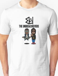 Issa Meditating and AK Spock  T-Shirt