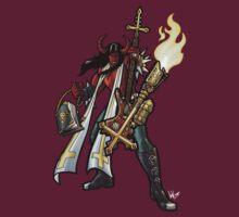 Flamethrower Guitar 002 by Ian Sokoliwski