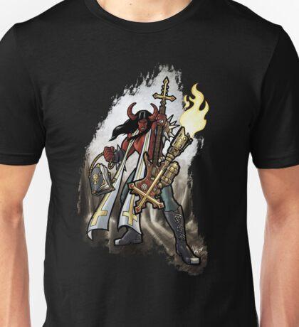 Flamethrower Guitar 002 V2 Unisex T-Shirt