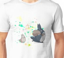 Totoro's friends colours Unisex T-Shirt