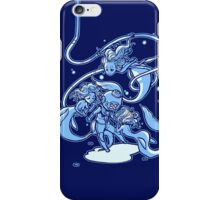 Shy & Coey: Mermaid & Diver iPhone Case/Skin