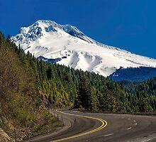 Mount Hood by Jon Burch