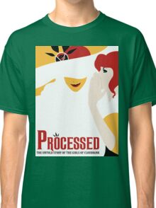 Processed - A Transistor & Wicked Mash Up Classic T-Shirt