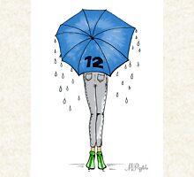 12th Man Umbrella  Pullover