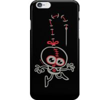 Stitched Man iPhone Case/Skin