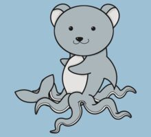 Bearsharktopus by Kryshalis