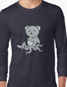 Bearsharktopus Long Sleeve T-Shirt