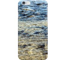 Oregon Coast Ripples iPhone Case/Skin