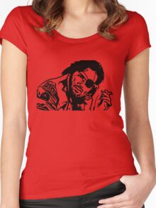 Stuntman Plissken Women's Fitted Scoop T-Shirt