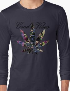 THE GOOD VIBES PLANT Long Sleeve T-Shirt