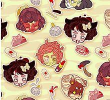 Shy: Monster Girls (Pink) by Shy Custis