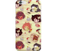 Shy: Monster Girls (Pink) iPhone Case/Skin