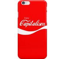 Enjoy Capitalism iPhone Case/Skin