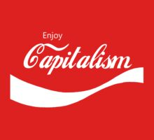 Enjoy Capitalism by ColaBoy