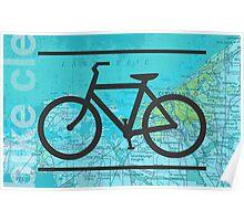 Bike Ohio Poster