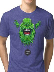 Slimer Tri-blend T-Shirt