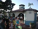 The Merry Go Round at Marina Park in San Deigo California by Jack McCabe