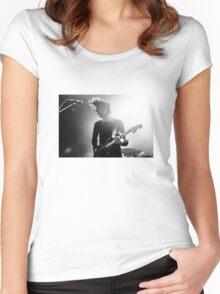matty healy - 3 Women's Fitted Scoop T-Shirt