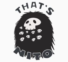 That's Nito (colored text!) Kids Clothes
