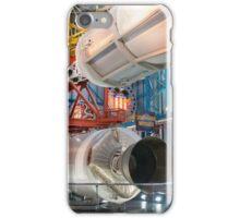 The Apollo-Saturn Center iPhone Case/Skin