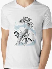 Leviathan Mens V-Neck T-Shirt