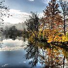 Brecksville - Cuyahoga Valley River by SSaA