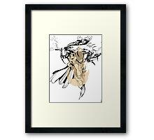 Ifrit Framed Print