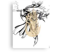 Ifrit Metal Print