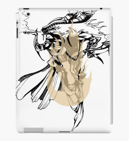 Ifrit iPad Case/Skin