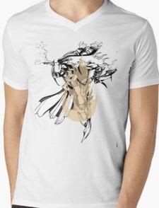 Ifrit Mens V-Neck T-Shirt