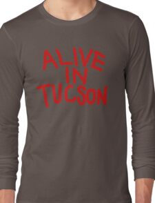 Last Sign on Earth Long Sleeve T-Shirt