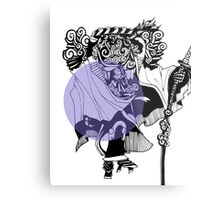 Yojimbo Metal Print
