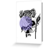 Yojimbo Greeting Card