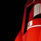 Thunderbird 3 by Stuart Green