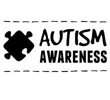 Autism Awareness in Black by AllieJoy224
