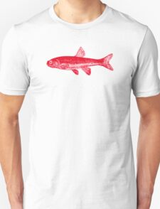 Lone Red Fish T-Shirt