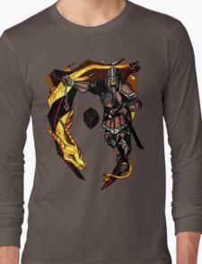 With Akatosh Long Sleeve T-Shirt
