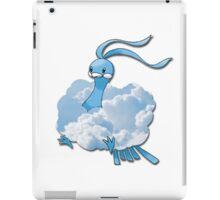 Cloudy Altaria iPad Case/Skin