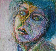 Green Woman by Nancy Mauerman
