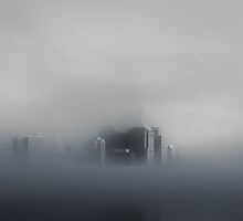 Emerging From The Mist by KingsKreation