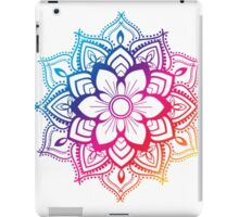 Warm Mandala iPad Case/Skin