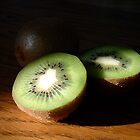 Kiwi Fruit by Johnny Furlotte