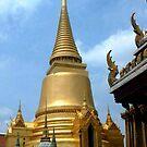 Golden Temple by Braedene