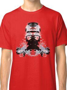 Rorschach Robocop Classic T-Shirt