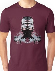 Rorschach Robocop Unisex T-Shirt